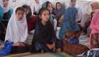 Así es la educación de estas niñas en Afganistán