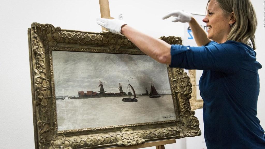 Intentan robar pintura valuada en más de US$ 1 millón