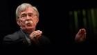 Bolton, sobre Afganistán: Se verá como una humillación
