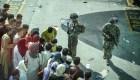 Afganos desesperados por salir del país