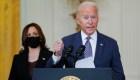 Biden promete evacuaciones en Kabul ante crisis afgana