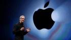 Apple celebra una década con Tim Cook como CEO