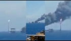 Al menos 5 muertos por incendio en plataforma de Pemex