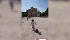 Sorprende el nivel de juego de Mateo Messi a sus 5 años