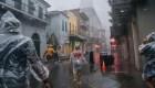 Louisiana: huracán Ida causa inversión del flujo de río