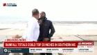 Un hombre increpa a periodista que transmitía en vivo