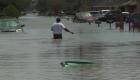 Mira las inundaciones en Louisiana tras el paso de Ida