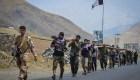 Así entrena la resistencia de Panjshir contra el talibán