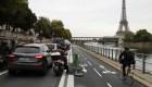 París establece un límite de velocidad de 30 kilómetros por hora