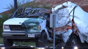 Investigan accidente en Texas que deja al menos 10 muertos