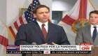 Uso de mascarillas desata tensos señalamientos entre Biden y el gobernador de la Florida