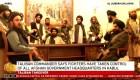 Talibanes aparecen dentro del palacio presidencial