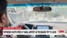 CNN en Afganistán: así se vive frente al avance de los talibanes