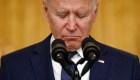 Biden llama héroes a militares muertos por ataques en Kabul
