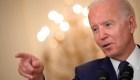 Biden explica por qué se mantiene firme en la decisión de salir de Afganistán