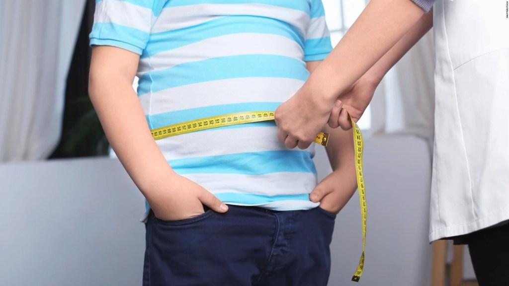 Se incrementa problema de obesidad infantil en pandemia
