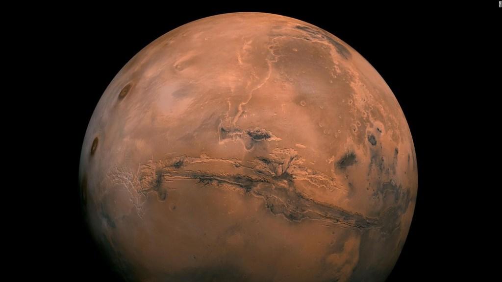 Marte estaba destinado a perder su agua, según estudio