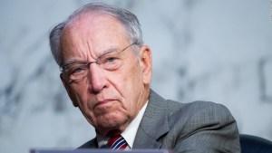 Senador Chuck Grassley busca reelección a sus 88 años