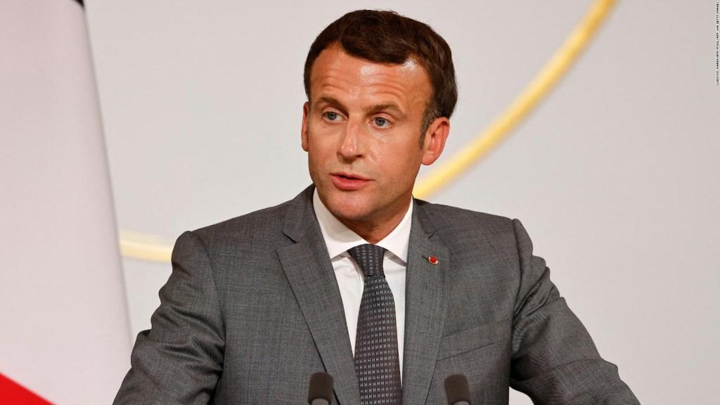 Francia llama a consultas a embajadores de EE.UU. y Australia