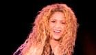 Shakira comparte su experiencia con dos jabalíes