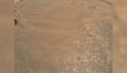El Perseverance recoge primera muestra de roca de Marte