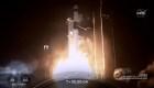 Así despegó el Falcon 9 de SpaceX en su décimo vuelo