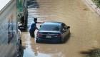 Continúa la alerta por inundaciones en Estados Unidos