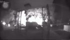 Video muestra explosión de casa en Nueva Jersey