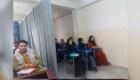 Separan a hombres y mujeres en universidades de Afganistán