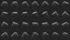 NASA logra la observación 1.001 de asteroides desde 1968