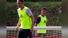 Cristiano Ronaldo volvió a casa y podría debutar pronto
