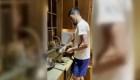 Jelena Djokovic: Así medita Novak después de jugar