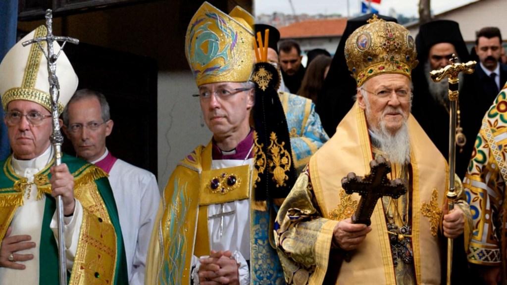 Líderes cristianos se unen contra el cambio climático