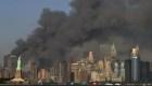Así narró CNN los ataques del 11 de septiembre de 2001