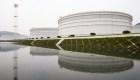 China anuncia venta de parte de sus reservas de petróleo