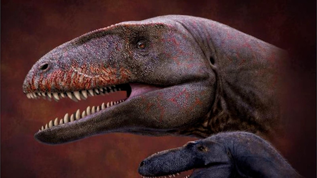 Descubren dinosaurio depredador no conocido antes