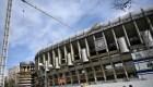 El Real Madrid regresa a un Bernabéu en obras