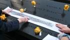 Homenajes a víctimas del 11S