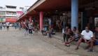 Refugiados haitianos buscan llegar a EE.UU.