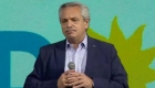 Alberto Fernández: Trabajaré para revertir el resultado