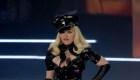 Madonna y su peculiar aparición en los VMAS