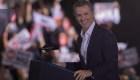 Biden hace campaña por el gobernador Newsom