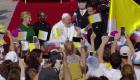 La petición del papa Francisco en Eslovaquia