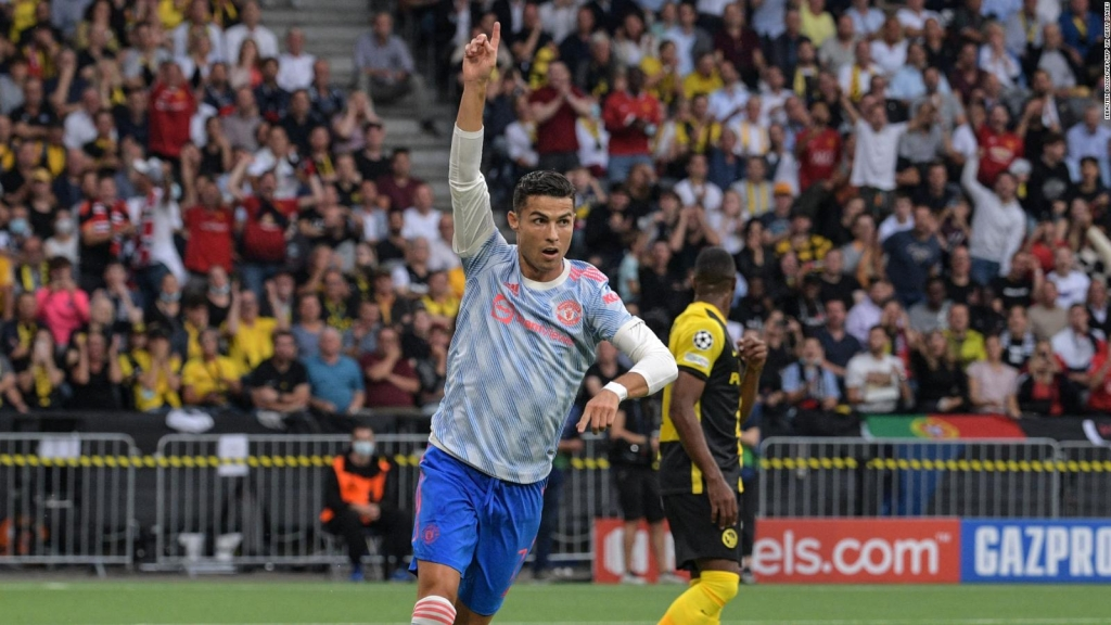 Cristiano Ronaldo y su gesto de buena voluntad