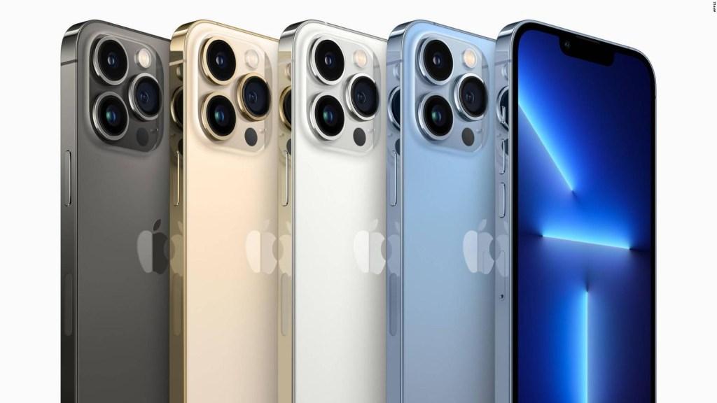 Apple presume su chip A15 Bionic en el iPhone 13