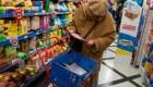 Inflación en Argentina: el precio de alimentos en agosto