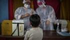Faltan estudios con más muestras sobre reacción de vacuna en niños