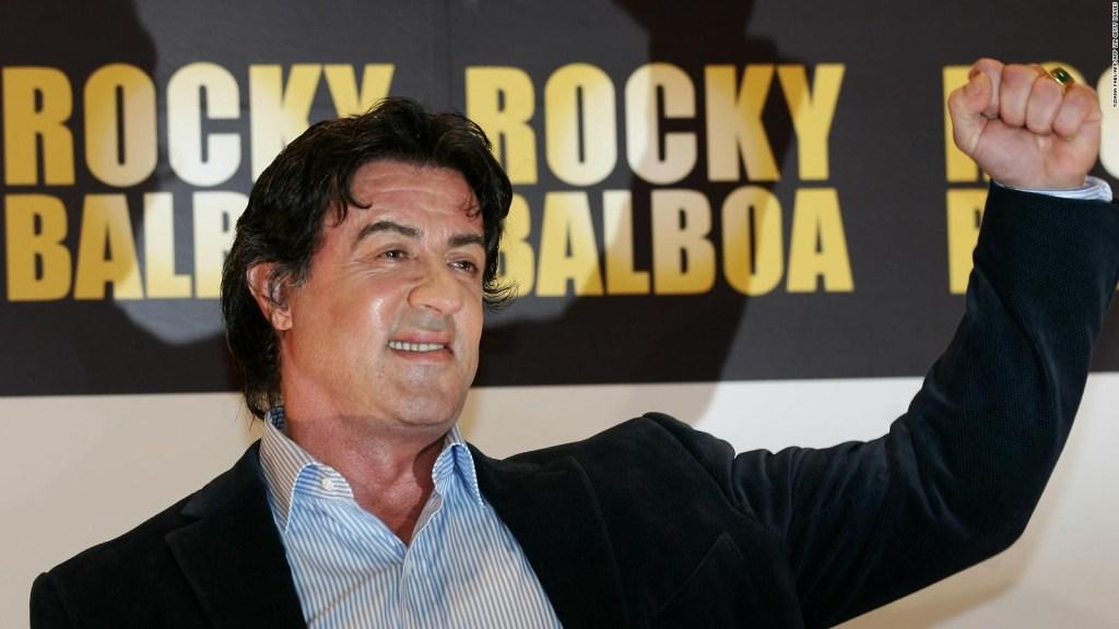¿Te gustaría tener los guantes de Rocky Balboa?
