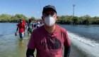 La desgarradora travesía de miles de inmigrantes hacia EE.UU. CNN fue testigo