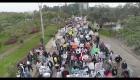ún miles de niños no regresan a clases en Perú